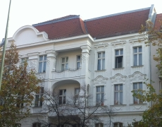 Fassadensanierung/ Stuckarbeiten Berlin-Steglitz