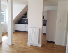 Umbau und Sanierung einer Wohnung in Prenzalauer Berg